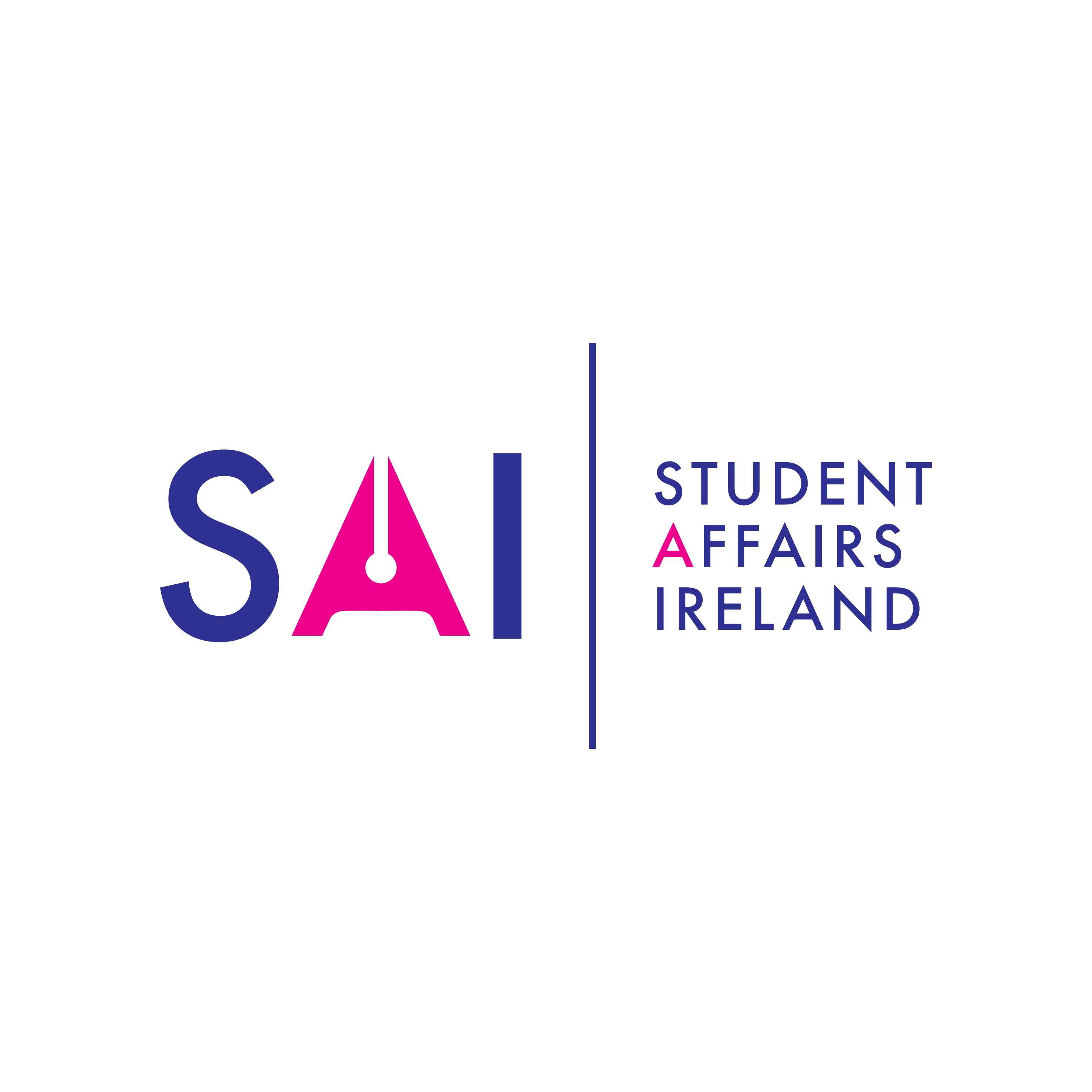 Student Affairs Ireland Logo